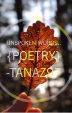 Unspoken words.. by tanaz97