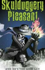 Here to help you [Skulduggery Pleasent FF] by AlwaysTheDoctorsRose
