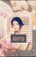 Adopted by BTS {#Wattys2017 } by Min_Asmae93