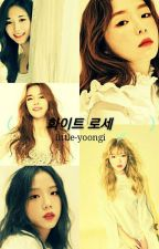 """White Rose"" by little-yoongi"