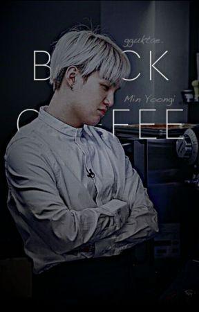 Yoongi || Black Coffee by gguktae_