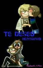 Te Deseo Hermanito(golddy) by fujoshi_123love