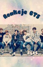 Reakcje BTS  by Ashley_Piorun