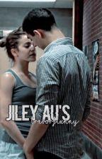 The Next Step   Jiley au's by trevorflxnny