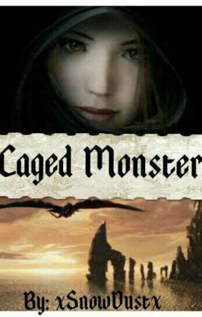 Caged Monster by xSnowDustx