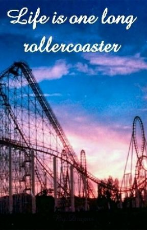 Life Is One Long Rollercoaster by Drapus