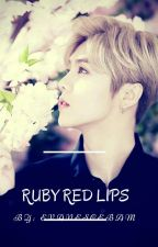 RUBY RED LIPS «HunHan» by Evanescebam
