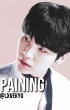 Paining. «Jungkook x BTS» by lxvekyu