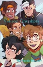 Voltron One Shots~ by VanillaBean4201