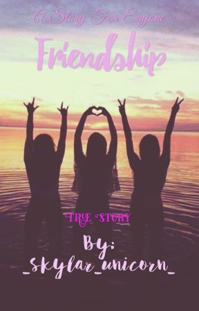 Friendship  by _skylar_unicorn_