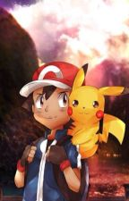 Ash X Reader by Pokemon_Ash_lover