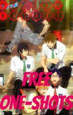 One-shots Free!xLectora by Meiko_Hatake