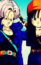 trunks y tu  (la Hija De Goku)  by XiomaraOM