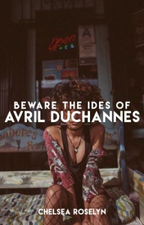 Beware the Ides of Avril Duchannes by epirassic