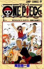 One Piece Manga Chapter Reviews by desperado316