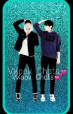 VKook chats💕 by saahoOrii_dee_Jiin
