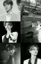 To meet in the rain | HUNHAN by maraaahx