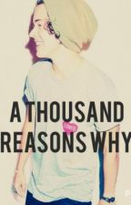 A Thousand Reasons Why by 2ndbeststyles