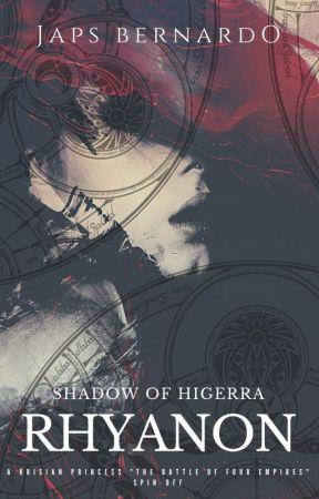 Rhyanon: Shadow of Higerra by RangerAu
