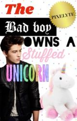 The Bad Boy Owns A Stuffed Unicorn by Pixelyte_xx