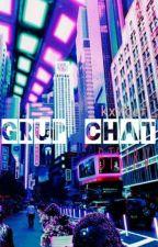 Grup Chat BTS×RV by lollipopssw_