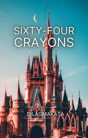 Sixty-Four Crayons by britishantidote
