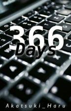 366 Days [Sequel] by Akatsuki_Haru