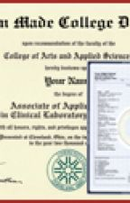 fake diplomas and certificates
