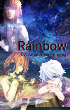 Rainbow by amaterasuminerva