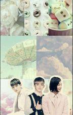 95Line Triangle Love by svtjeongcheolsoo