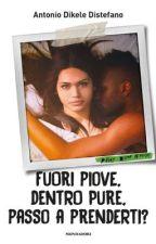 """Fuori piove, dentro pure, passo a prenderti?""  ~Antonio Dikele Distefano~ by queifottutigraffi"