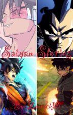 Saiyan Stories by Zenrock12