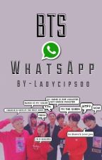 BTS Whatsapp by ladycipsoo