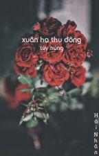 《Minayeon》~ Tùy Hứng - Xuân Hạ Thu Đông by justawhitebear