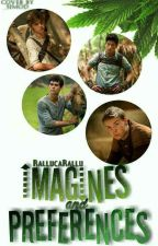 Imagines and Preferences - The Maze Runner (English) by archeryqueen18