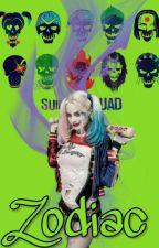 Zodiac~Suicide Squad by VSandraQuinnV