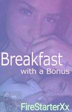Breakfast, With A Bonus (Demi Lovato Lesbian Stories)  by FireStarterXx