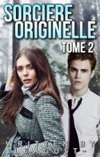 Sorcière Originelle 2 || The Vampire Diaries. by leagust-
