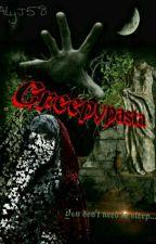 Creepypasta  by MoonwalkerApplehead