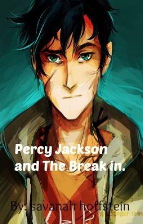 Percy Jackson and The Break In - Tessa Davis, A Newly