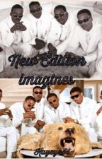 New Edition imagines  by kateye41