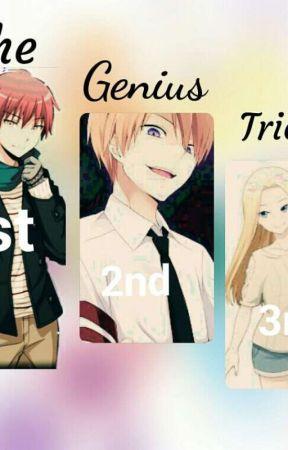 The Genius Trio. by SeijohTrash