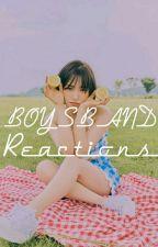 Réactions BTS  by MissAngels510