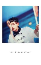 MY STEPBROTHER • Kim Taehyung by baengbaengtaen