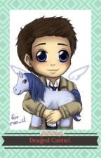 Deaged Castiel by freegirl220