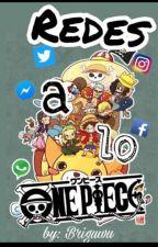 Redes Sociales - One Piece {Gay} by winkbrig_17