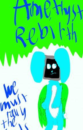 Amethyst Rebirth by ComputerDragon