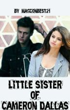 The little sister of Cameron Dallas by SalutLesCoupins