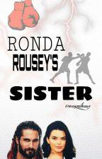 Ronda Rousey's Sister by tomboyish75