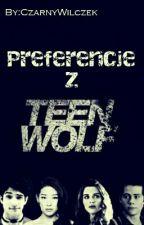 Preferencje z teen wolf  by CzarnyWilczek